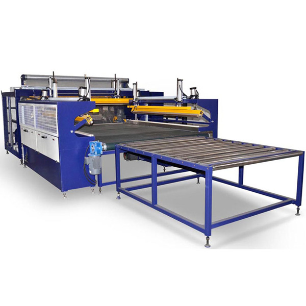 mattress film packing machine