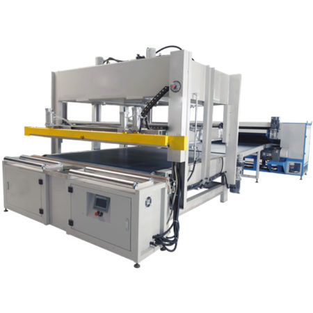 Mattress Compression and Roll Packing Machine