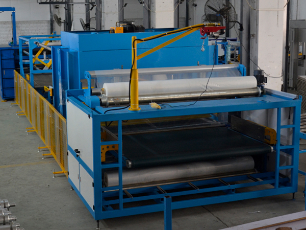 automatic mattress roll packing machines