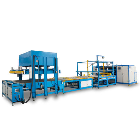 Mattress Compression Fold Roll Packing Machine