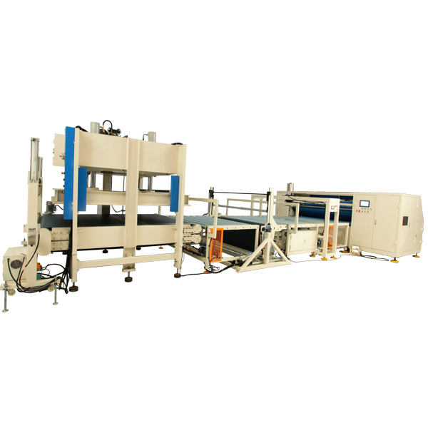 Mattress Compression Fold and Roll Packing Machines