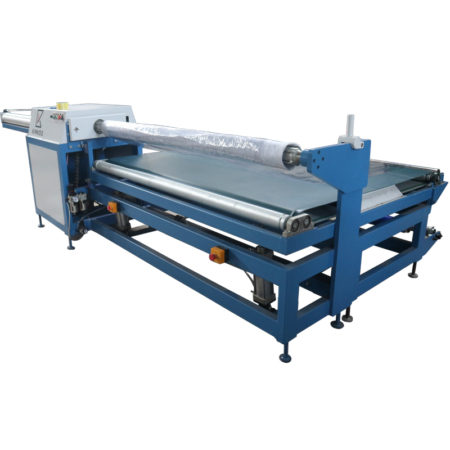 Semi Automatic Mattress Roll Packing Machine