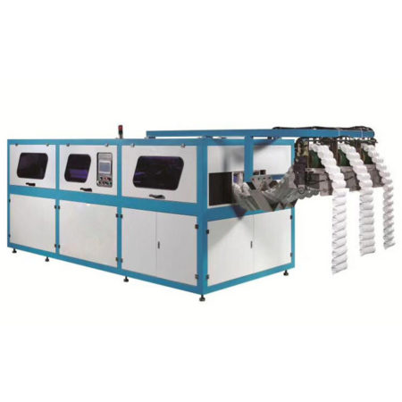 pocket spring assembly machine