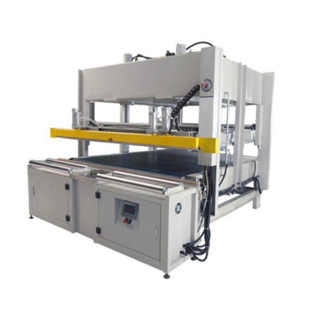 automatic mattress compression machine
