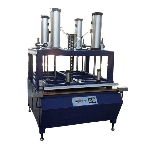 pillow compression packing machine