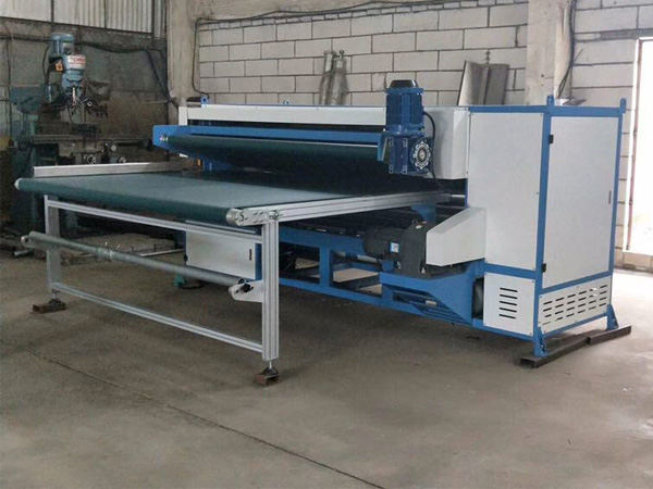 mattress roll packing machine